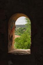 Window In The Castle