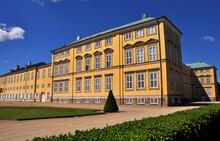 Gardens Of Frederiksberg Palace In Copenhagen