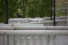 Utah Capital Building Handrails In Utah, USA