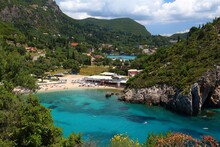 Greek Island Landscape - Corfu, Greece