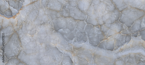 Fotografiet natural onyx marble texture with high resolution smooth onyx marble background for interior exterior home decoration and ceramic granite tiles surface