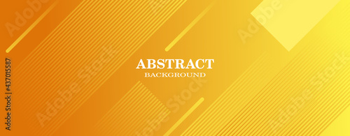 minimal geometric yellow background, perfect for banners, website backgrounds, posters, etc.