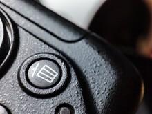 Delete Button On A Camera