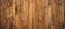 Old Barn Wood Background Texture. Vintage Weathered Rough Planks Wall Backdrop.
