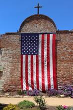 The San Juan Capistrano Mission On Memorial Day