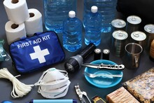 Being Prepared Means Being Equipped With The Proper Supplies You May Need In The Event Of An Emergency Or Disaster. Keep Your Supplies In An Easy-to-carry Kit Bag.