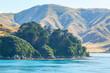 Leinwandbild Motiv New Zealand coast