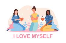 Mental Love, Psychological Health, Self Acceptance