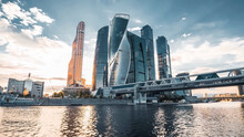 Moscow Sity Business Building Tower