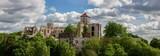 Fototapeta Na sufit - Szlak Orlich Gniazd - Zamek Tenczyn w Rudnie