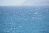 Fototapeta Fototapety z morzem do Twojej sypialni - Fale nad morzem przy wyspie Kreta, Grecja
