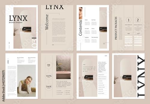Lynx Brochure Layout