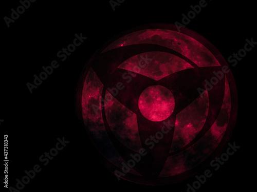 Tela red sphere