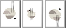 Abstraction, Abstract, Poster, Composition, Painting, Interior, House, Decor, Wall Decoration, Wall, Art, Top, Set Of Elements, Banner, Print, Shapes, Geometry, Minimalism, Scandinavian, Modern, Pop-a