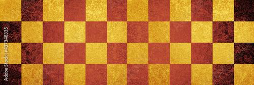 wooden chess board Fototapet