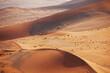 Leinwandbild Motiv Sand desert in Namib