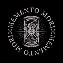 """Illustration """"Memento Mori"""" Is A Latin Expression That Has Become A Catch Phrase."""