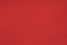 Background And Texture Of Red Denim