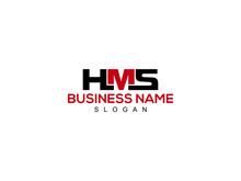 Letter HMS Logo Icon Design For Kind Of Use