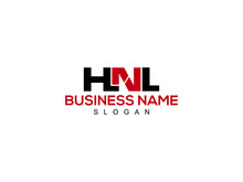 Letter HNL Logo Icon Design For Kind Of Use