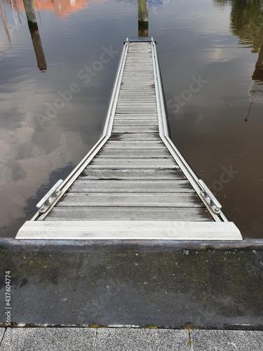 Photo Emden - Bootssteg