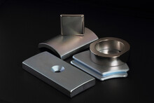 Industrial Magnet Parts And Coin