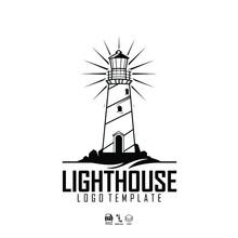 LIGHT HOUSE LOGO TEMPLATE