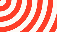 Geometric Abstract Red Spiral Vertigo, Simple Background