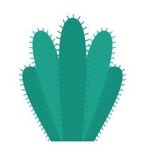 Green Cactus Icon