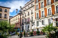 Madrid Spain October 2015
