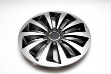 Wheel Cover Cap On White Background