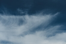 Summer Clouds Above Lake Mjøsa.