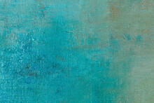 Abstract Creative Background: Multicolored Blurred Spots Of Colored Primer When Toning The Canvas, Temporary Object.