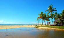 Arraial D'Ajuda District Of The Brazilian Municipality Of Porto Seguro, On The Coast Of The State Of Bahia.