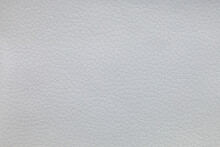 Background Image - White Leather With An Abstract Texture