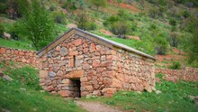 A Building In The Noravank Monastery Complex. Armenia.