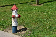 Colorful Fire Hydrant