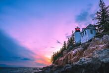 Bass Head Harbor Light House - Acadia National Park, ME!