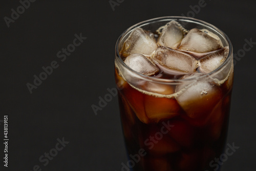 Fotografie, Obraz アイスコーヒー, 珈琲, コーヒータイム, コーヒーブレイク, 夏の飲み物