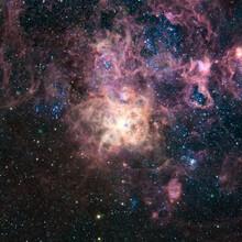 NGC2070. The Tarantula Nebula.