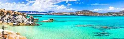 Fotografia Greece sea and best beaches