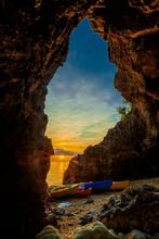Cave In The Ocean
