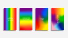 Fondos Con Colores Gay. (LGBT) Backgrounds For Pride.