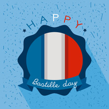 Bastille Day Emblem