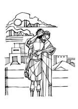 Biblical Parabole Of The Prodigal Son