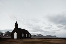 Beautiful Old Church In Spacious Remote Terrain