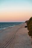 Fototapeta Fototapety z morzem do Twojej sypialni - Nadmorska plaża - morze bałtyckie