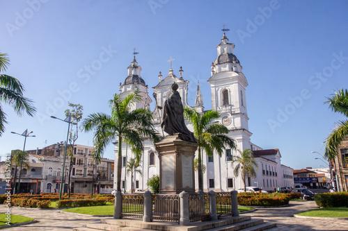 Fototapeta Catedral da Sé é uma igreja católica de estilo neoclássico e barroco