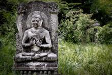 Ankokuronji Statue 2