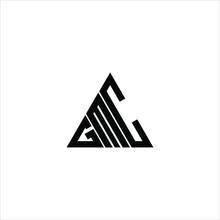 G M C Letter Logo Abstract Creative Design. G M C Unique Design
